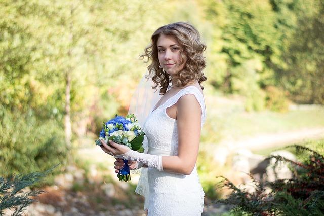 Bride Self Portrait